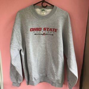 Vintage 90s Ohio State Fleece Sweatshirt
